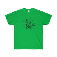 He Is Risen - Soft Cotton Tee