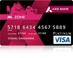 Now don't restrict yourself with your needs , get your Application for#Creditcardat#AXISBANK: