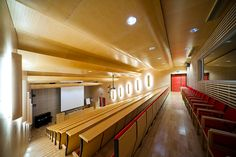 Decor center Sella auditorium Nikkarisali. Jurva, South Ostrobothnia province of Western Finland. - Etelä-Pohjanmaa.