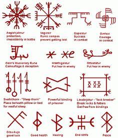 iclandic runes