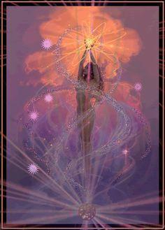 Celestial Healing: El Abecedario para crear Abundancia.  Parte II.