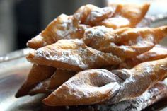 Fattigman | The Best Cookie on the Planet! It's Deep Fried and Sugared...Similar to Rosettes.