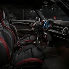 With John Cooper Works accents throughout the sporty interior, this type of high-performance luxury is usually only found in vehicles with a…