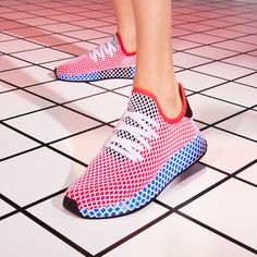 Inspired by the past, looking to the future. DEERUPT available now.