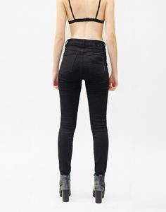 Leather Pants, Black Jeans, Collections, Denim, Shopping, Women, Products, Fashion, Leather Jogger Pants