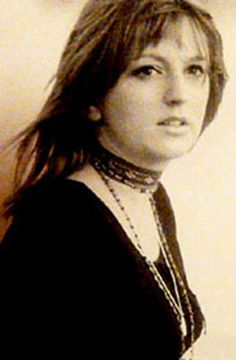 Clare Torry, best known for her improvised vocalizations on Pink Floyd's The Great Gig in the Sky.