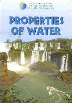the properties of water roberts mckinnon hannah