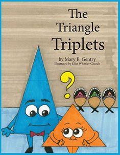 The Triangle Triplets by Mary E Gentry https://www.amazon.com/dp/1944613366/ref=cm_sw_r_pi_dp_U_x_DoxZAbCETWX3N