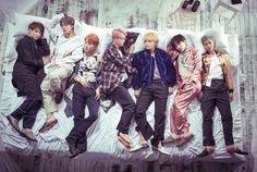 BTS para o Full Álbum 'WINGS' - BTS ❤ Eu só me apaixonei 7 vezes, nada demais...