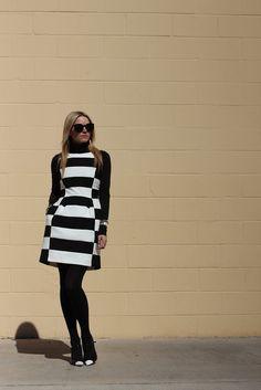 Very Louis Vuitton SS13! I love it, classic, elegant but daring. Atlantic-Pacific fashion blogger. Optic
