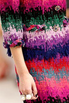 Chanel Spring 2014 - Detalles