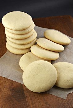 Lofthouse Style Frosted Sugar Cookies