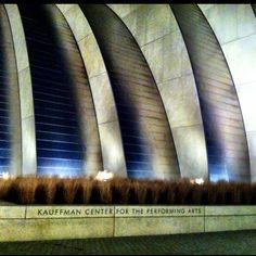 Kansas City, MO - Kauffman Performing Arts Center