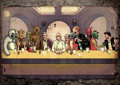 The Last Cantina Hangout