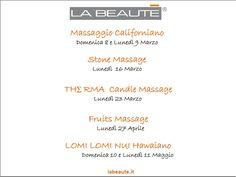 Programma Semestrale Corsi/Eventi 2015 La Beautè . http://www.labeaute.it/it/news/PROGRAMMA-FORMATIVO-2015/74-/