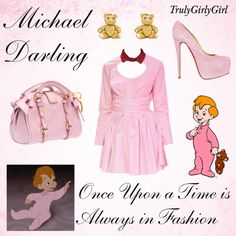 A fashion look from April 2012 featuring Miu Miu and gold jewellery. Browse and shop related looks. Disney Bound Outfits Casual, Disney Themed Outfits, Movie Inspired Outfits, Disney Princess Fashion, Disney Inspired Fashion, Disney Style, Disney Fashion, Disney Dress Up, Disney Clothes