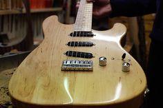 Peter Merz: Handgefertigte E-Gitarren aus Meisterhand
