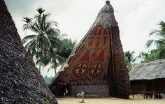 Tambaran House, Papua New Guinea