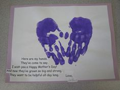 Mothers Day Crafts 3rd Grade  Mothers Day Projects Ideas For Teaching Resources For Lesson