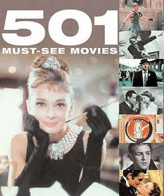 Watch all the movies from the 501 Must See Movies I've watched 121 so far