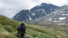 Rondane, Norway is powerful
