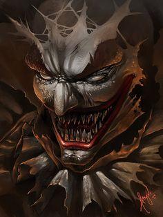 scary clown