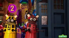 Sesame Street does Doctor Who in amazing 'Numeric Con' preview ahead of newseason Sunday 3 Aug 2014 3:18 pm