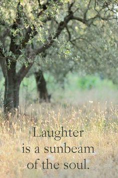 """""""Laughter is a sunbeam of the soul."""" ― Thomas Mann, The Magic Mountain. click on this image to see the most sophisticated collection of inspiring quotes!"""