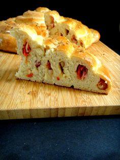 RAPA TACHOS: 9 º World Bread Day- Espiral de fiambre, bacon e p...