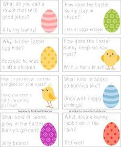 Easter Lunch Box Jokes 1