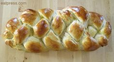 Pulla - classic Finnish dessert/bread. had a room mate that made this...and didn't share :(