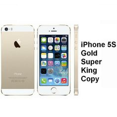 iPhone 5S 16 GB Super King Copy Gold Rp 1.190.000,-   Pin BB : 7D0D1612   Sms : 087782150659