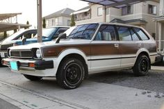HONDA シビックカントリー 1980年モデル