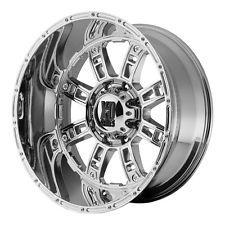 18 (18x9) XD Series Riot 5x139.7 +18mm Chrome Wheels Rims
