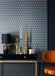 Art Deco Interiors: The Great Gatsby And The Jazz Age Decorating Trend Art Deco interiors are making a big comeback. Vivid geometrics, luxe materials and vibrant colour celebrate the bold side of opulent Art Deco design