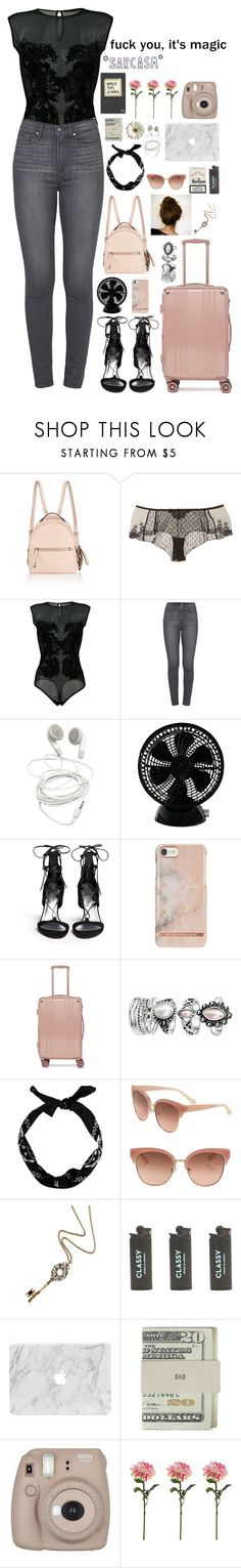 """""""OUTFIT #275"""" by fran-peeters ❤ liked on Polyvore featuring Fendi, Intimately Free People, Amen, Paige Denim, Keystone, Stuart Weitzman, CalPak, New Look, Circus by Sam Edelman and Alcozer & J"""