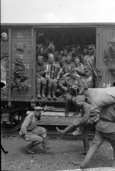 """historicaltimes: """" Celebrating Soviet Soldiers performing the Cossack dance after the defeat of Berlin. Germany, May """" Reds dance better! Nagasaki, Hiroshima, Ww2 History, History Photos, World History, Fukushima, Army Soldier, Red Army, World War Two"""