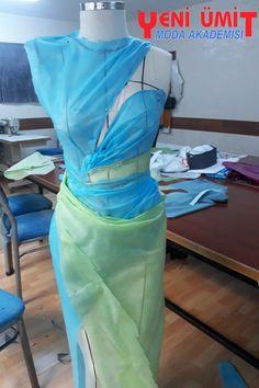 Modelistlik, Giyim ve Dikiş Teknikleri Kursu #modelist #giyim #dikiş #sewing Two Piece Skirt Set, Photo And Video, Skirts, Dresses, Fashion, Vestidos, Moda, Skirt Outfits, Skirt