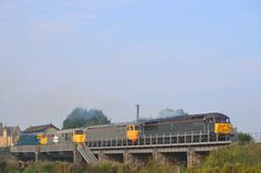 Diesel convoy leaving NVR today - 56312, 56081, 31108 & 33035 © Angie Nurse