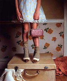 MARIA SANTANA - FASHION PHOTOGRAPHY - Wallpaper and fashion