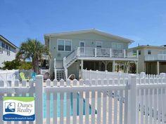 Garden City Beach Rental Beach Home: Close Enuff | Myrtle Beach Vacation Rentals by Dunes Realty