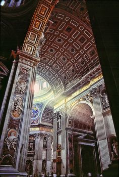 St. Peter's Cathedral, Vatican City, Italy