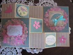 Easter Step Card