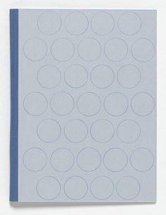 Dan Walsh. Blue Icon. 2013 Artist's book, digital print.