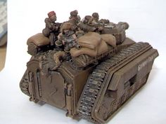 Russian themed Valhallan conversion
