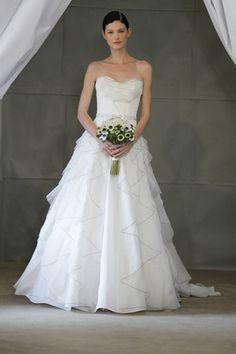 Gown by Carolina Herrera