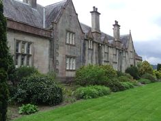 A closer look at Muckross House.