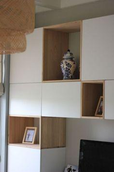 Ikea Interior – Home Interior Decor Wall Cabinets Living Room, Ikea Wall Cabinets, Ikea Living Room, Tv Cabinets, Ikea Desk Legs, Ikea Corner Sofa, Ikea Bedroom Design, Bedroom Ideas, Bedroom Decor