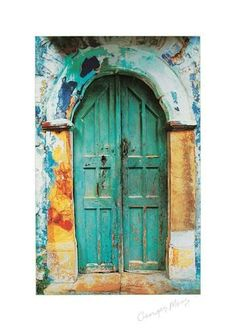 Arched Doorway by George Meis Art Prints, Posters & Custom Framing from Australia's own PictureStore.