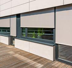 Stínící technika Anse pro soukromé i veřejné objekty - FWDS Europe, a. Pergola, Divider, Garage Doors, Outdoor Decor, Furniture, Home Decor, Decoration Home, Room Decor, Outdoor Pergola